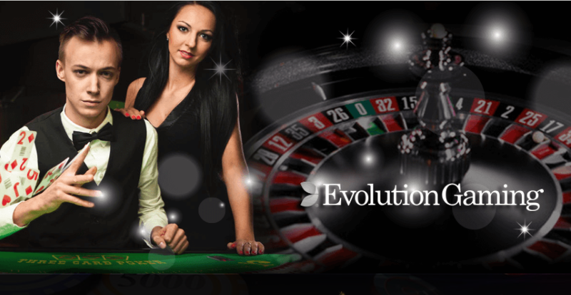Where to Find Evolution Casino Game